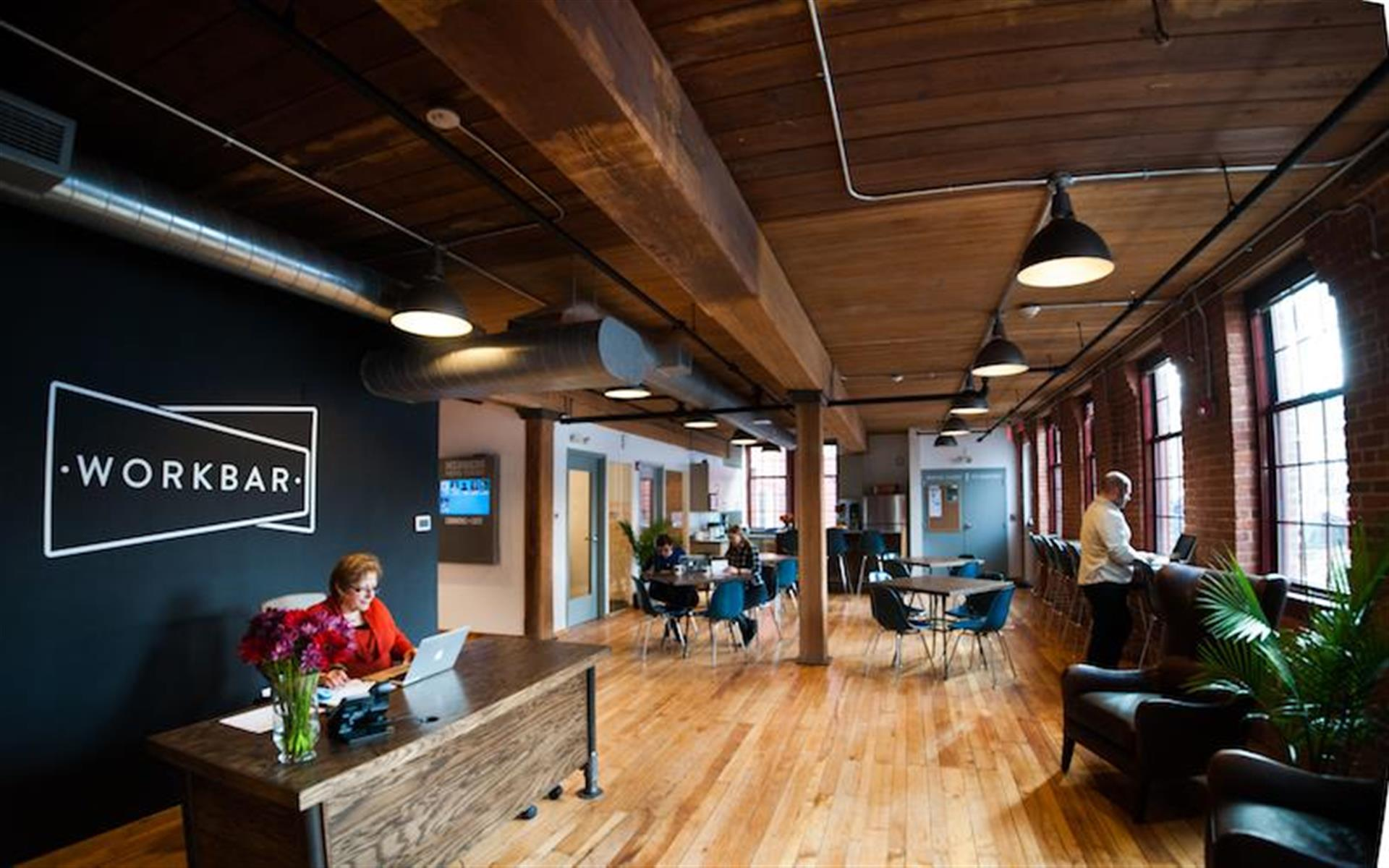 Workbar Arlington - Private Office for 2