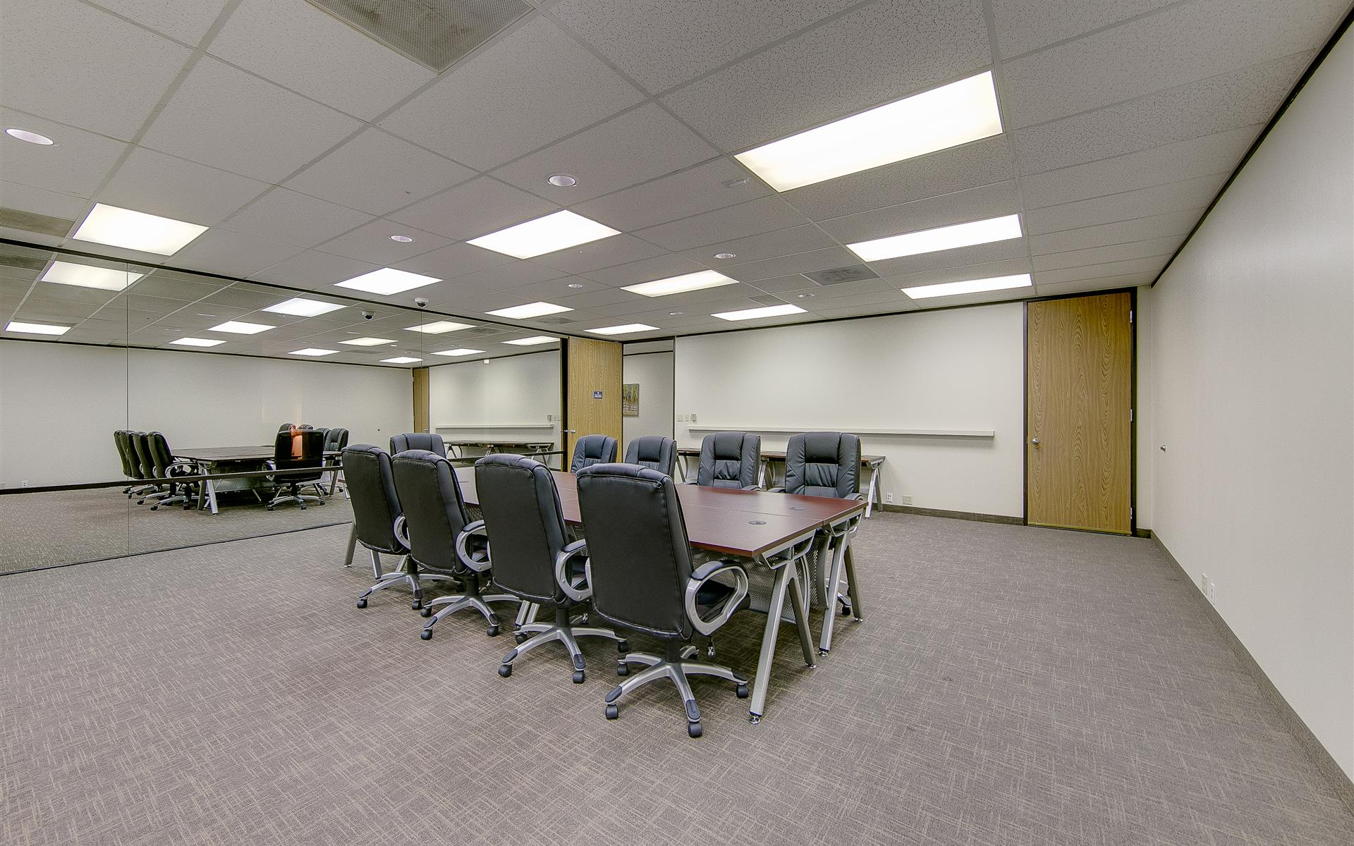 VuPoint Research Dallas - Sage Room