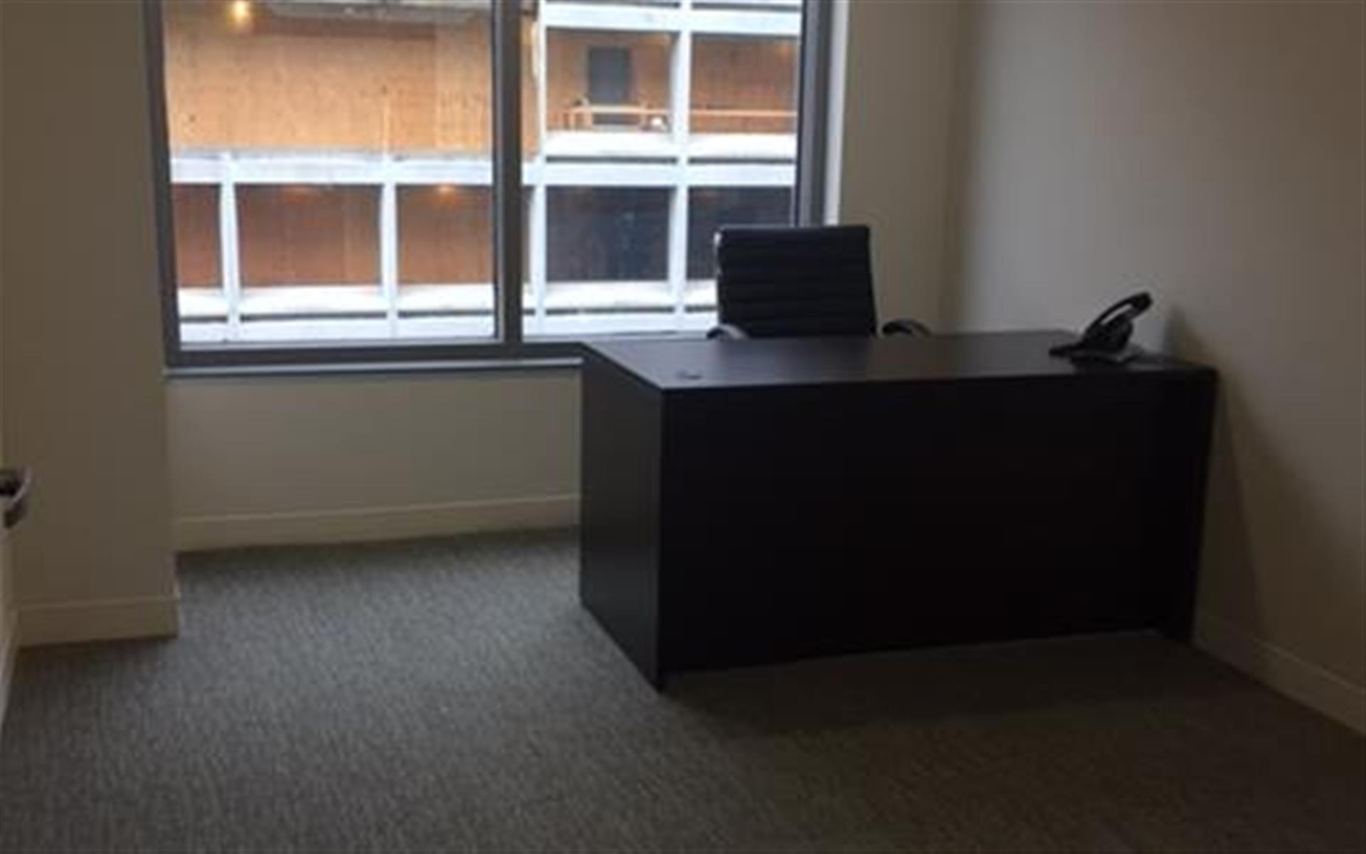 Centurion Center DC - Suite E30 - Windowed Office