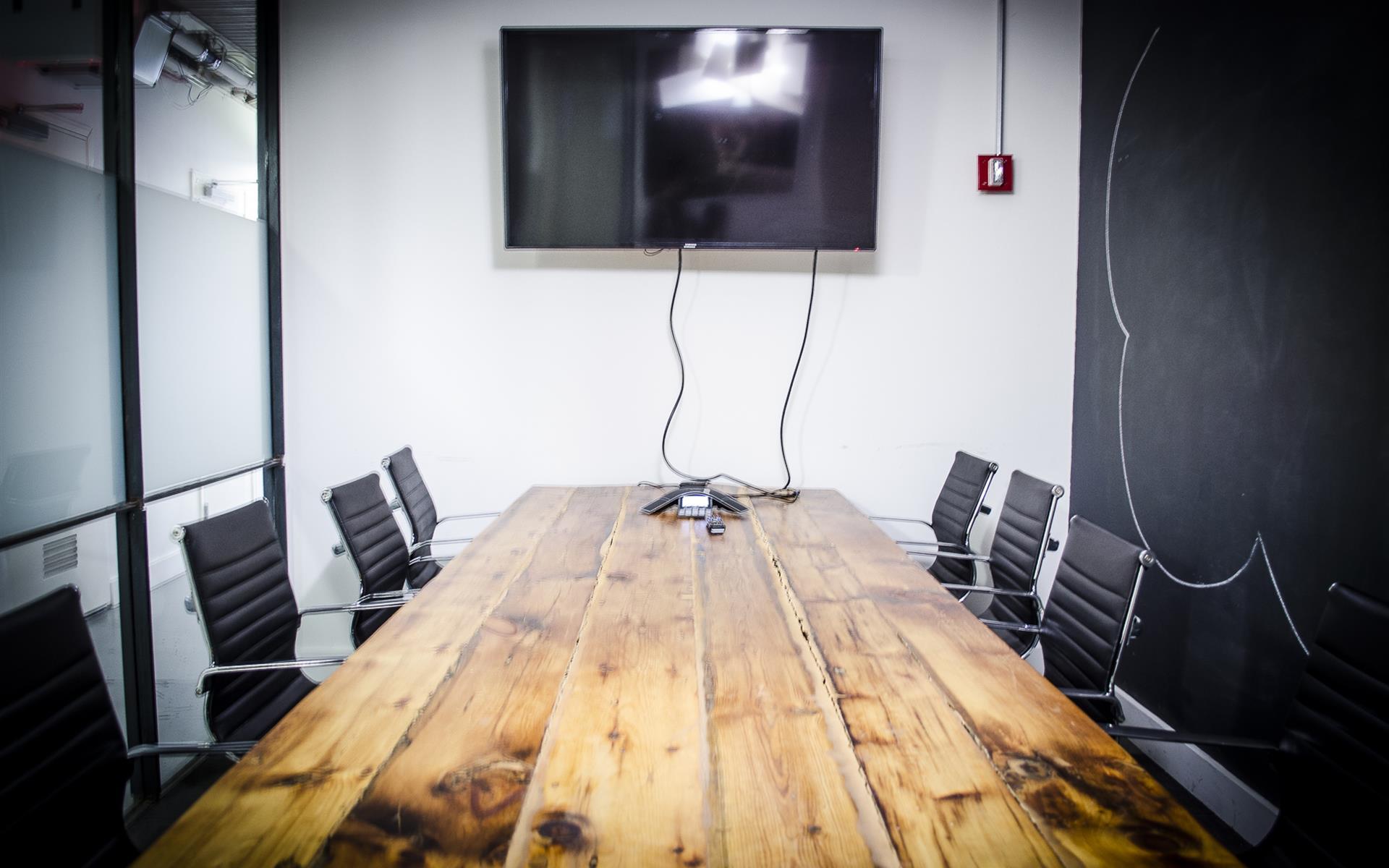 BOND Collective Flatiron - Board Room