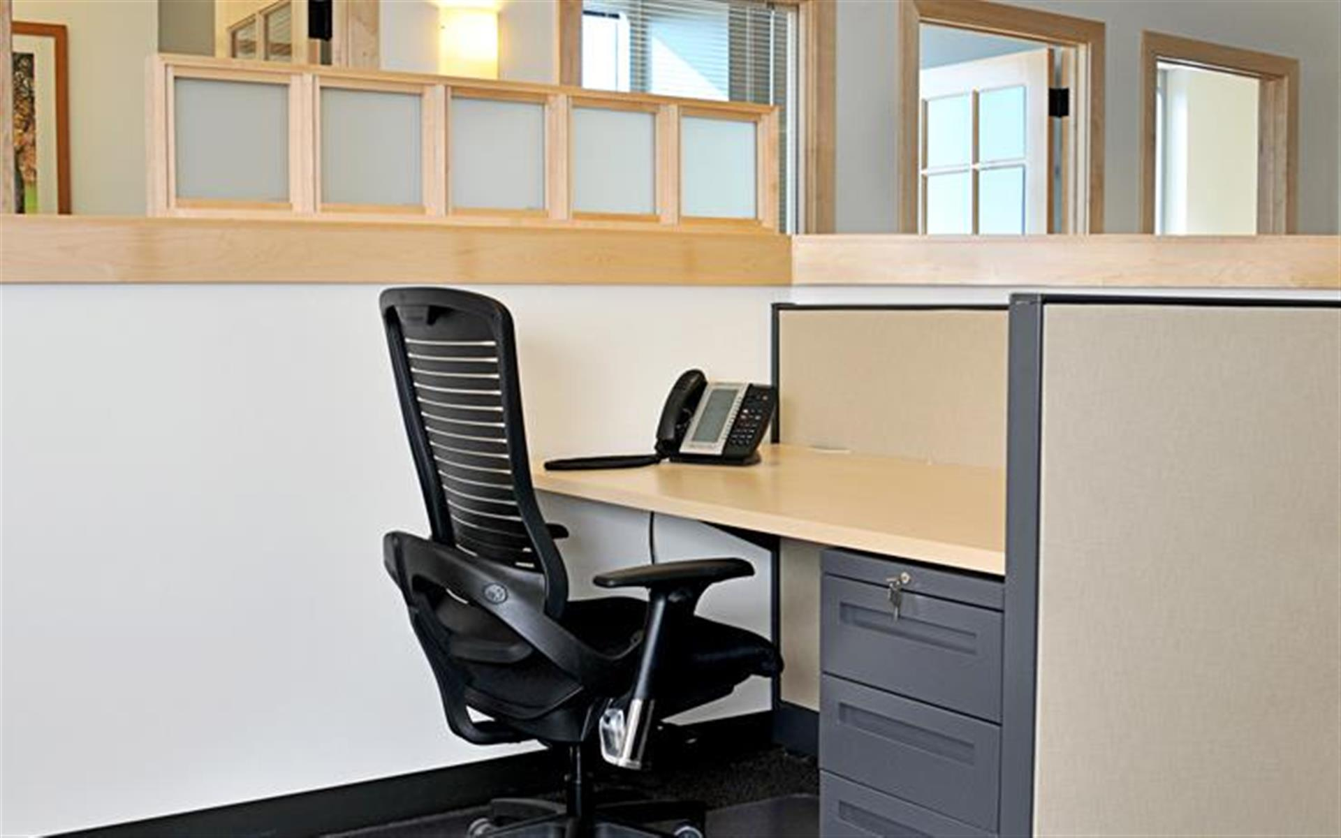 Intelligent Office, Inc - Workspace in LoDo