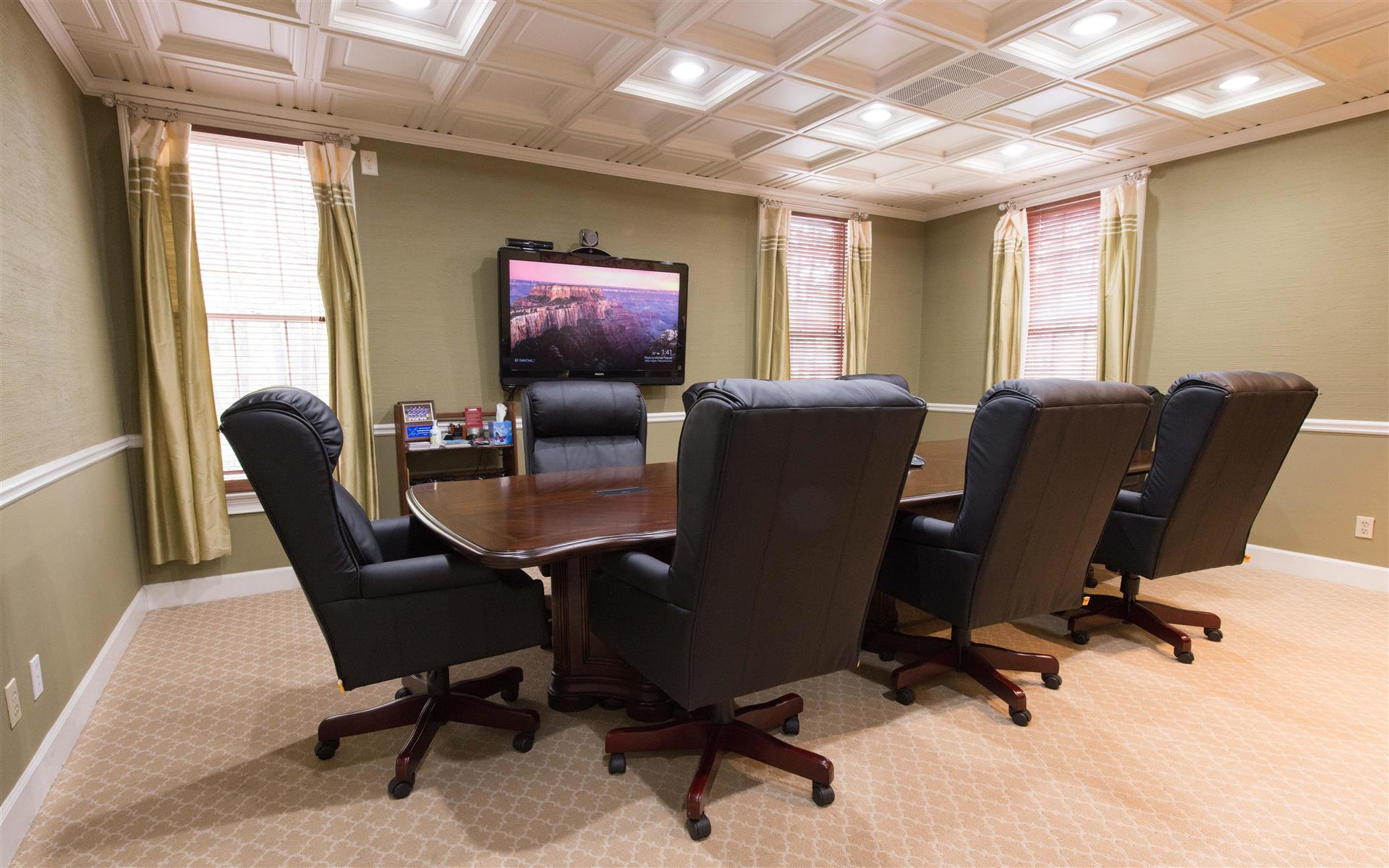 Elizabeth Gallo Court Reporting - Birch Boardroom
