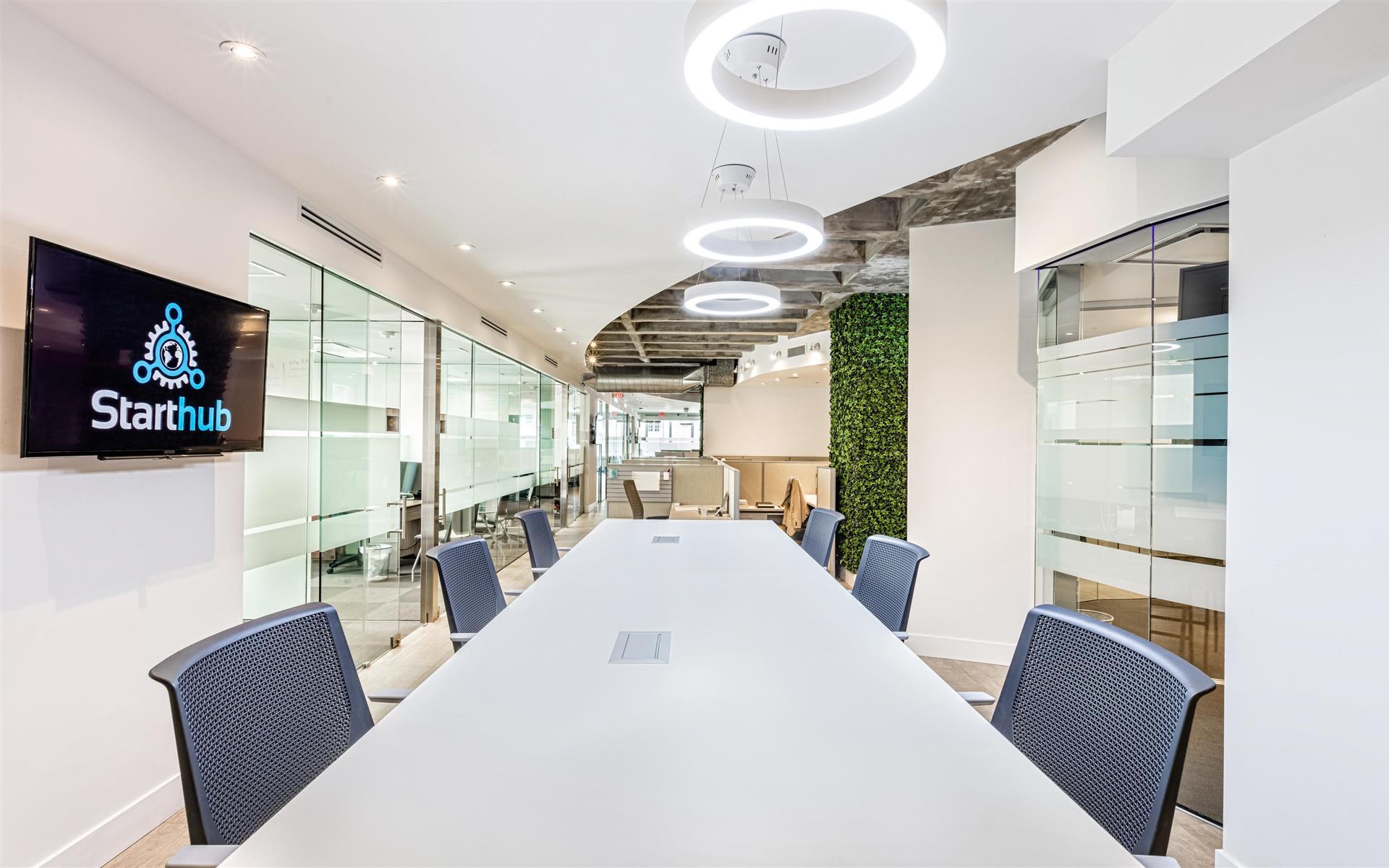 StartHub Miami - Flex Desks