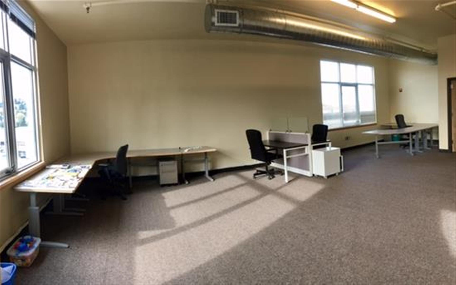 Kitterman - Dedicated Desk in Shared Space