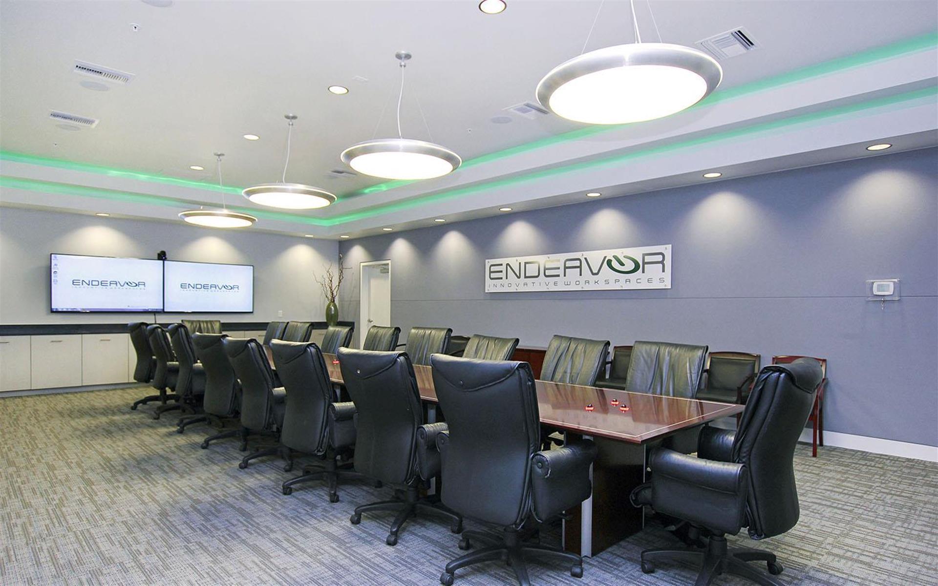 Endeavor Innovative Workspaces - Conference Room 1