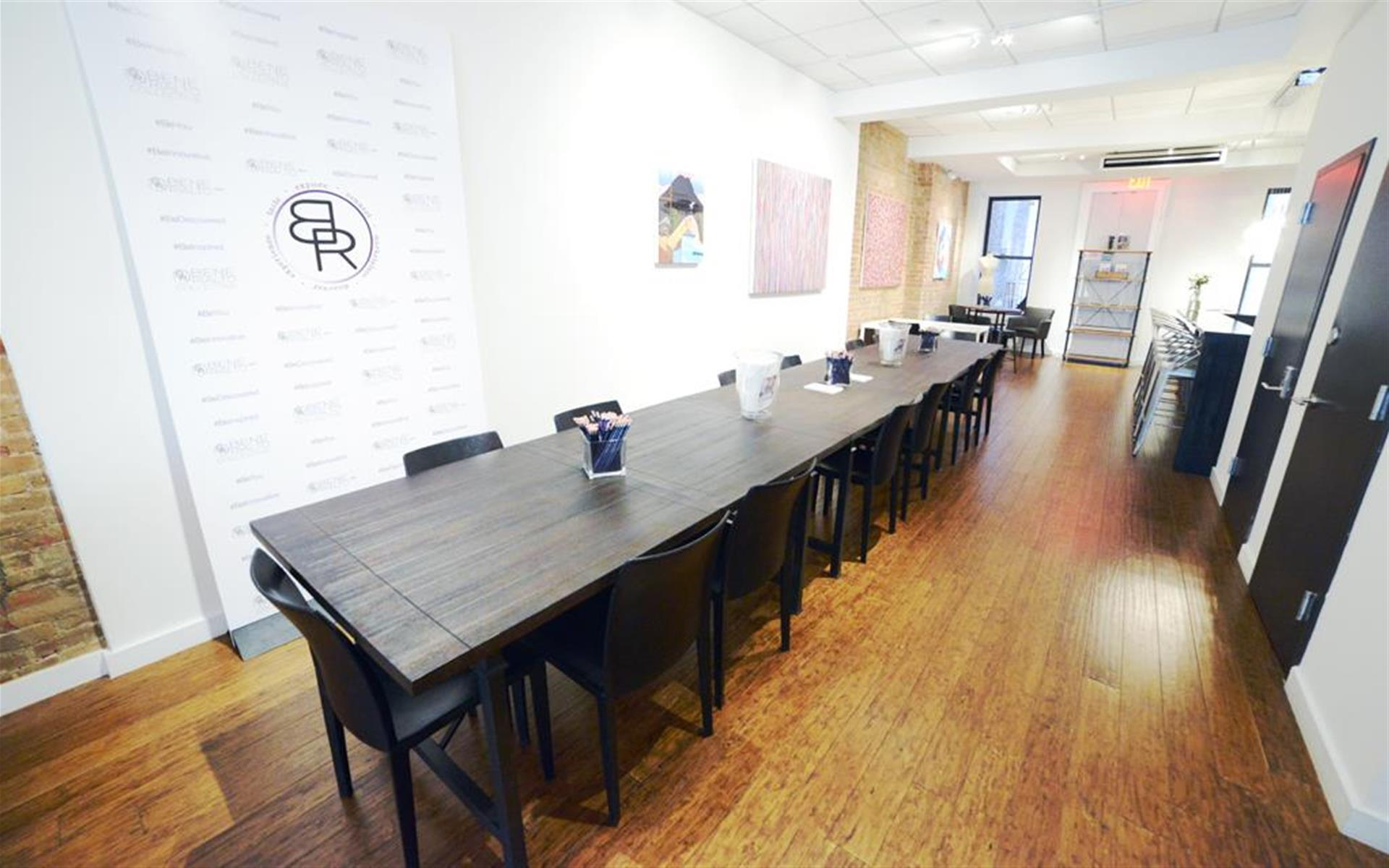 Bene Collective at Bene Rialto - Semi-private Conference Room