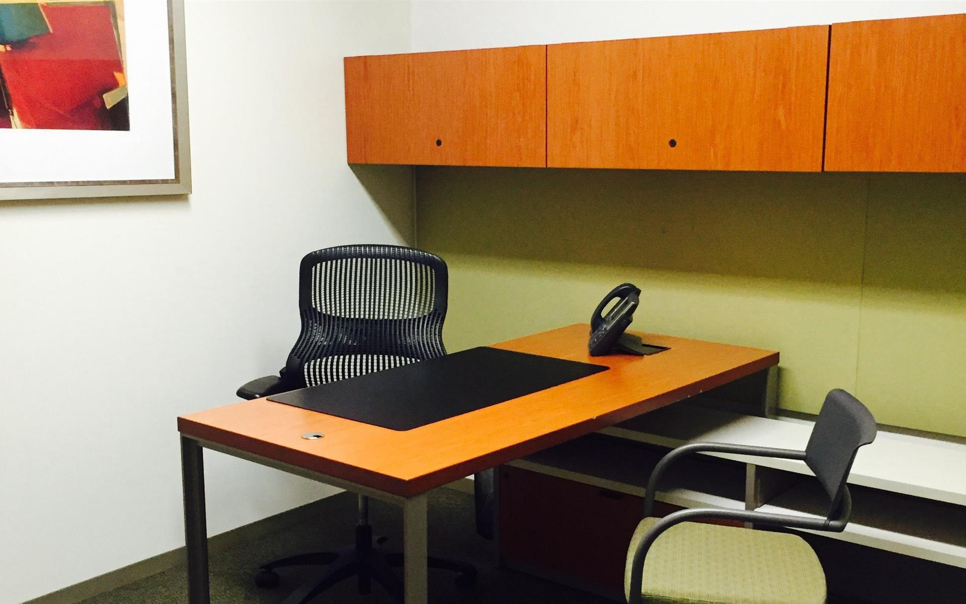 Carr Workplaces - Tysons Boulevard - Office 1568