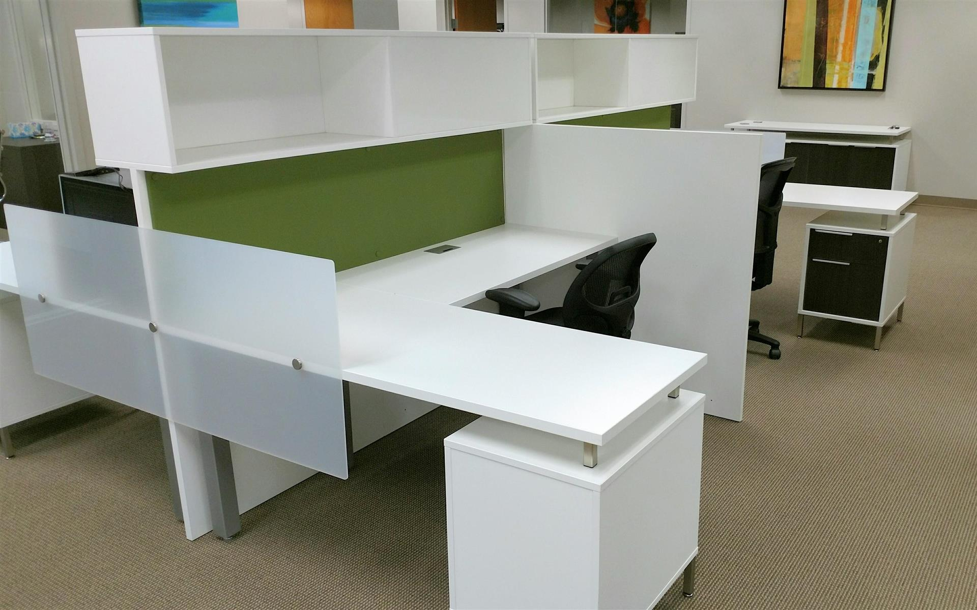 Focus Strategies - Suite 120 - Workstation
