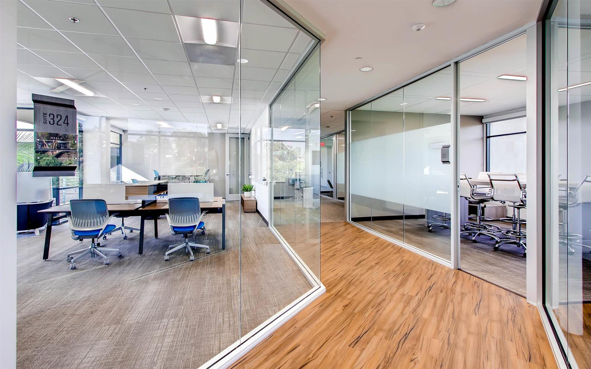 Avanti Workspace - Flex Co-Working
