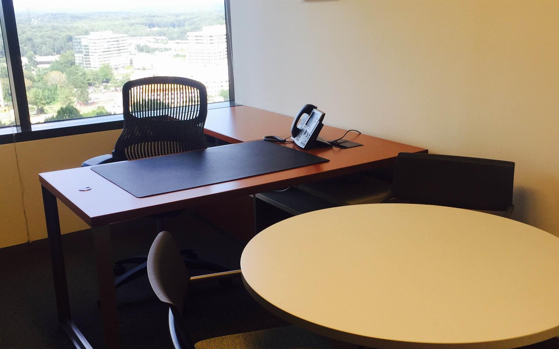 Carr Workplaces - Tysons Boulevard - Office 1541
