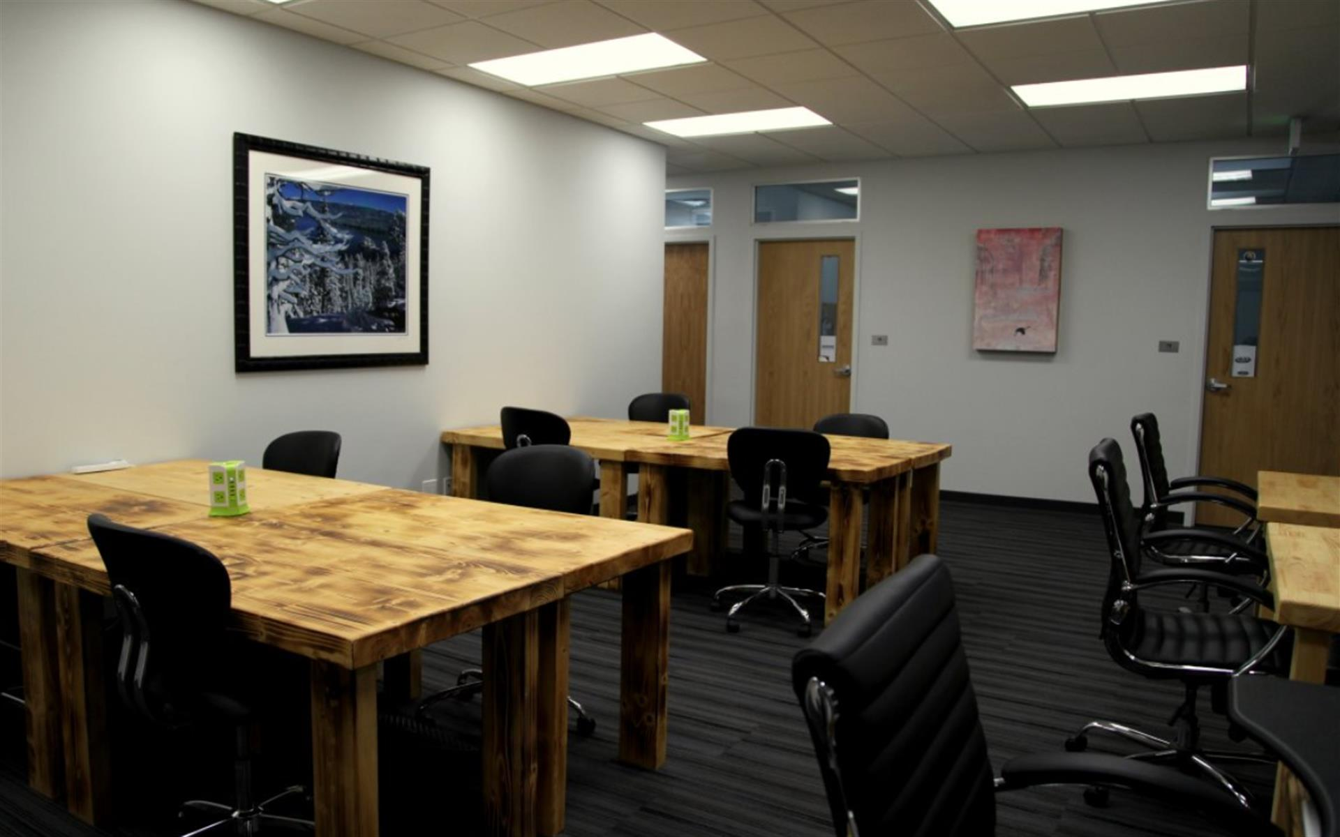 Tahoe Mountain Lab - Coworking Space
