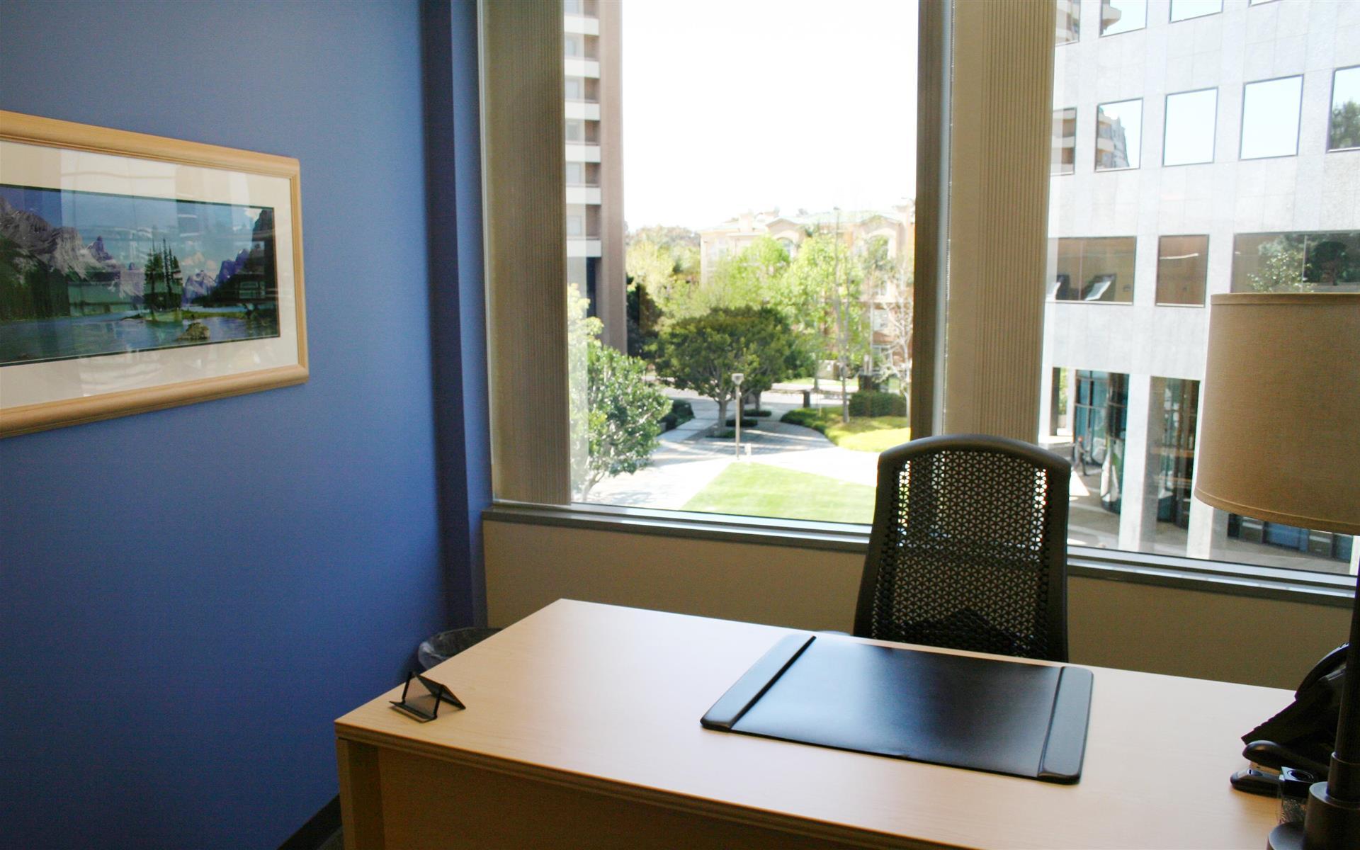 Intelligent Office of San Diego - Window Office in La Jolla