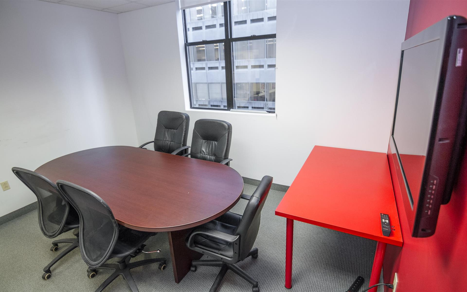 295 Devonshire - Financial District - Team Office Space