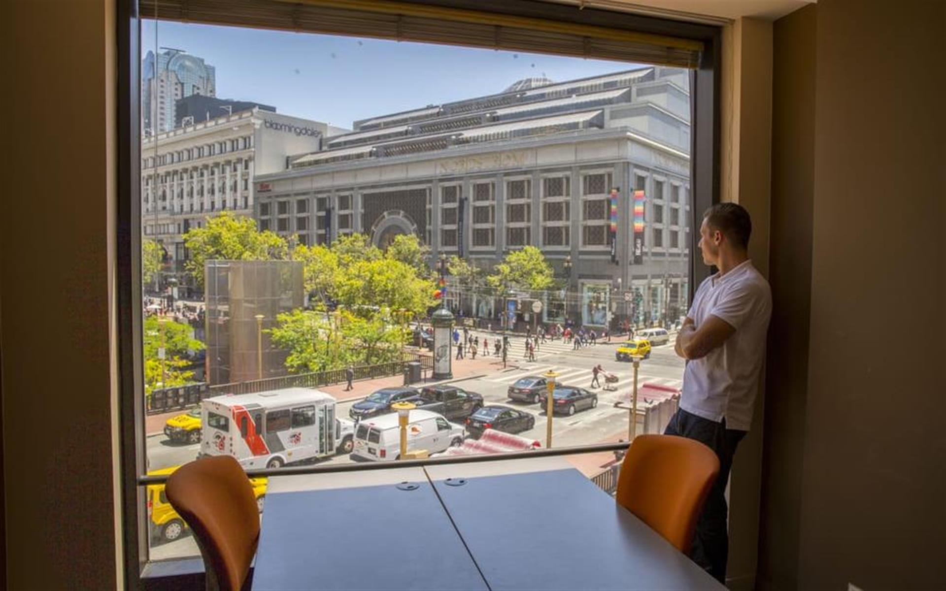 NextSpace Union Square (San Francisco) - Private Office for 3