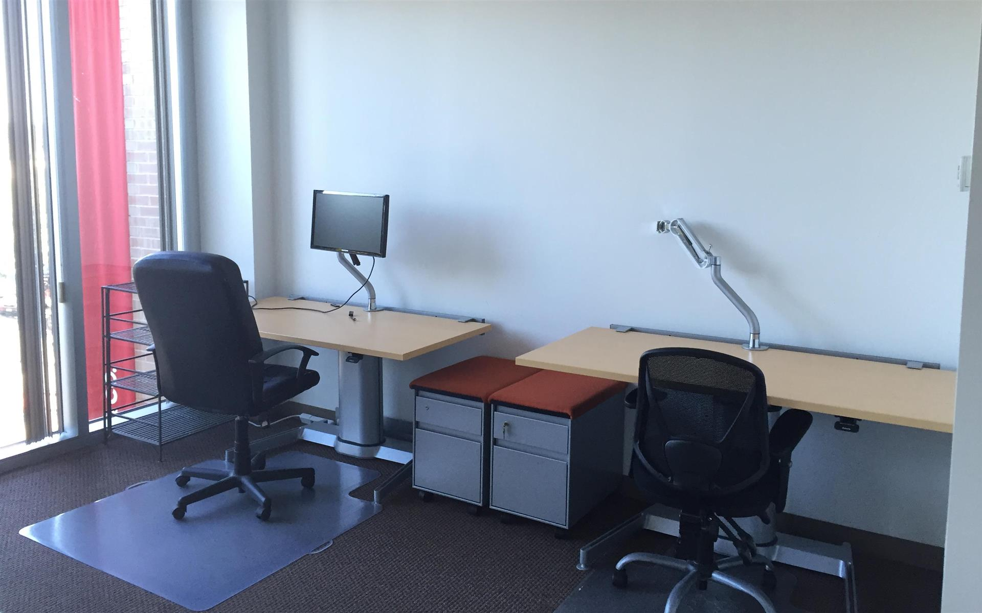Echo & Co. - Dedicated Desk in Shared Workspace