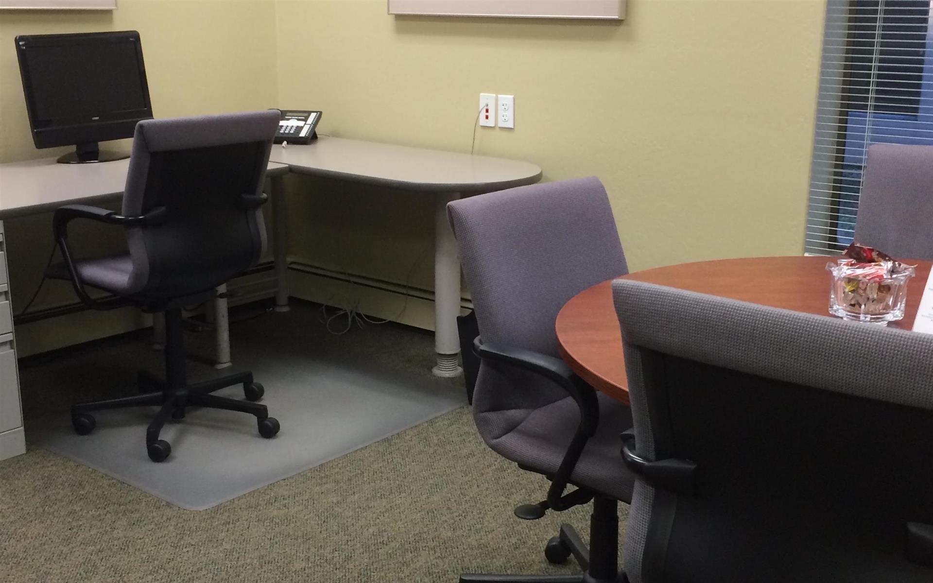 Pulone & Stromberg, Inc., dba Pulone Reporting Services - Group Workspace on The Alameda, San Jose