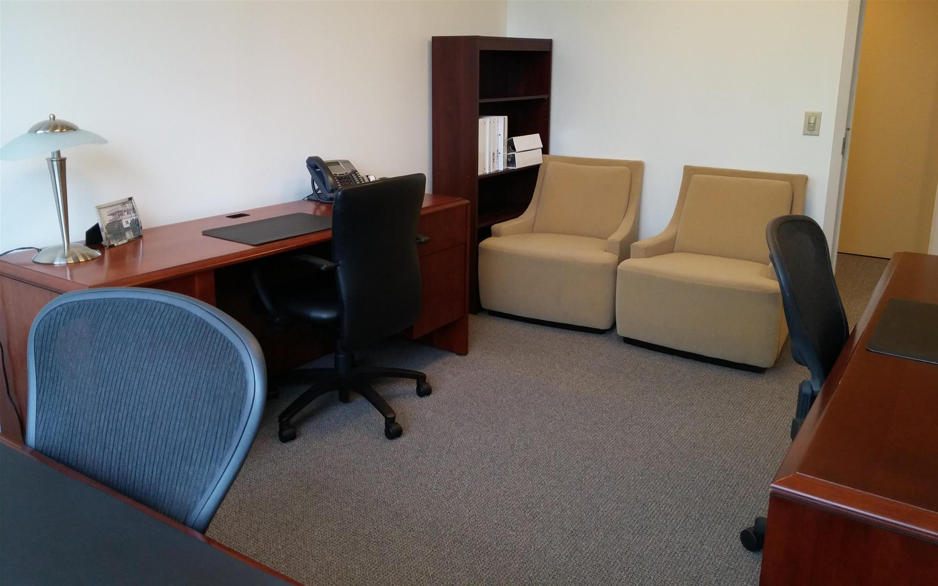 Carr Workplaces - Old Town - Windowed Office for 3 | 422