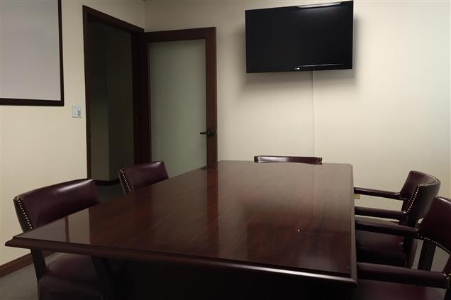 Abundance Building - Conference/Depo Room