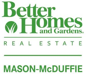 Logo of Better Homes and Gardens Mason McDuffie Real Estate