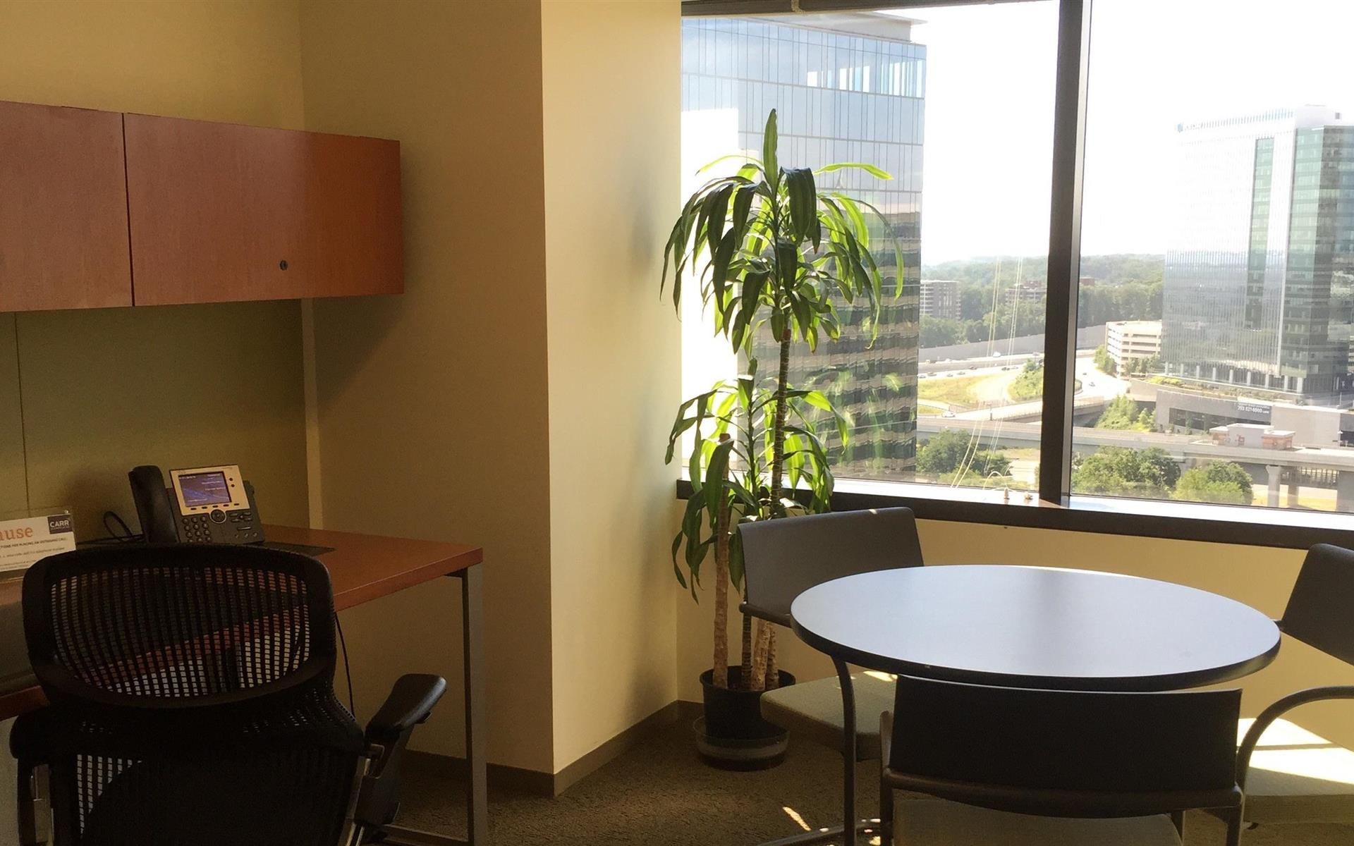 Carr Workplaces - Tysons Boulevard - Silverline Day Office