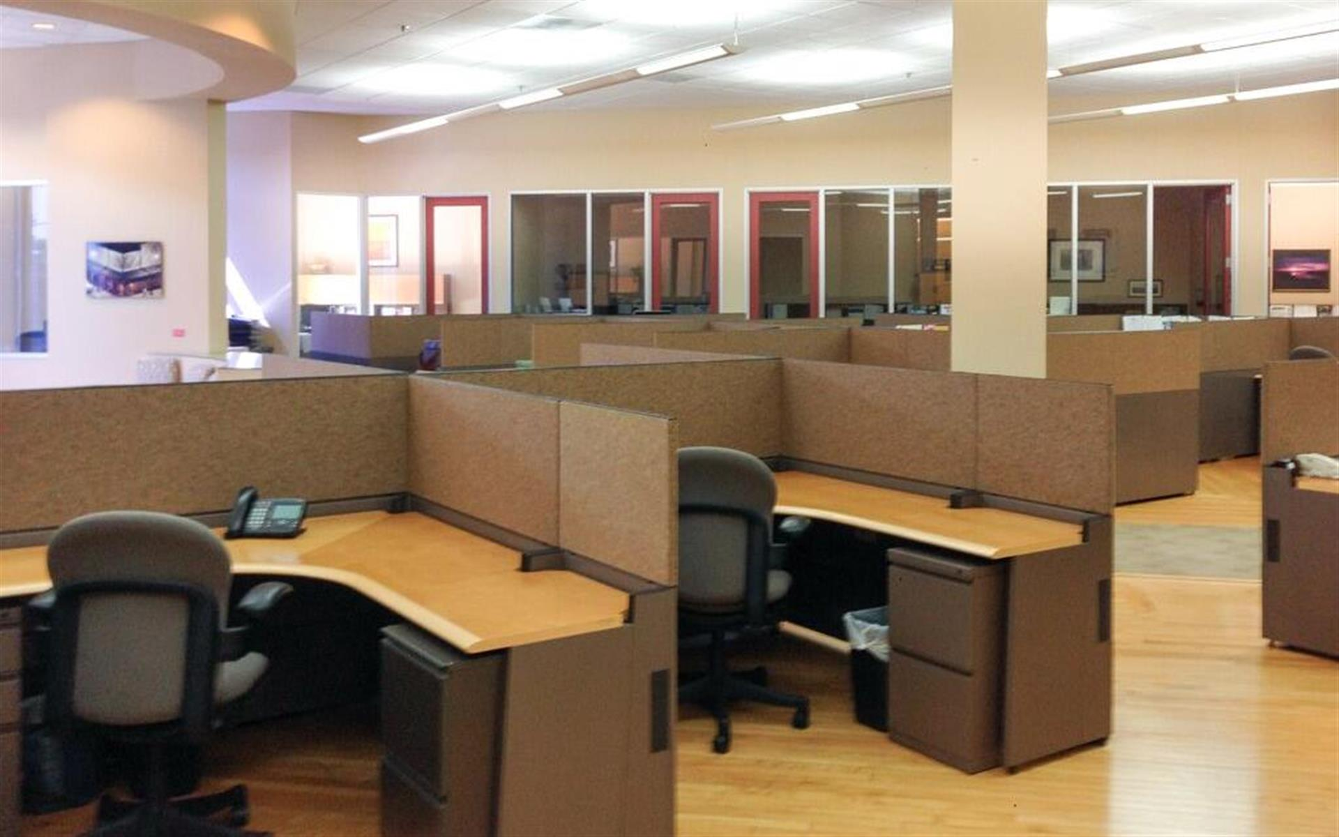Sebastiani Theatre Building Workspace - Monthly Cubicle