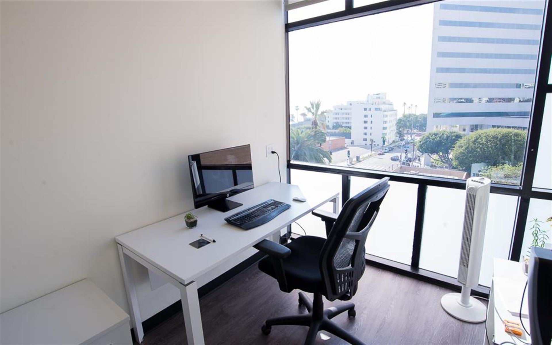Brainium Studios LLC - Dedicated Desk