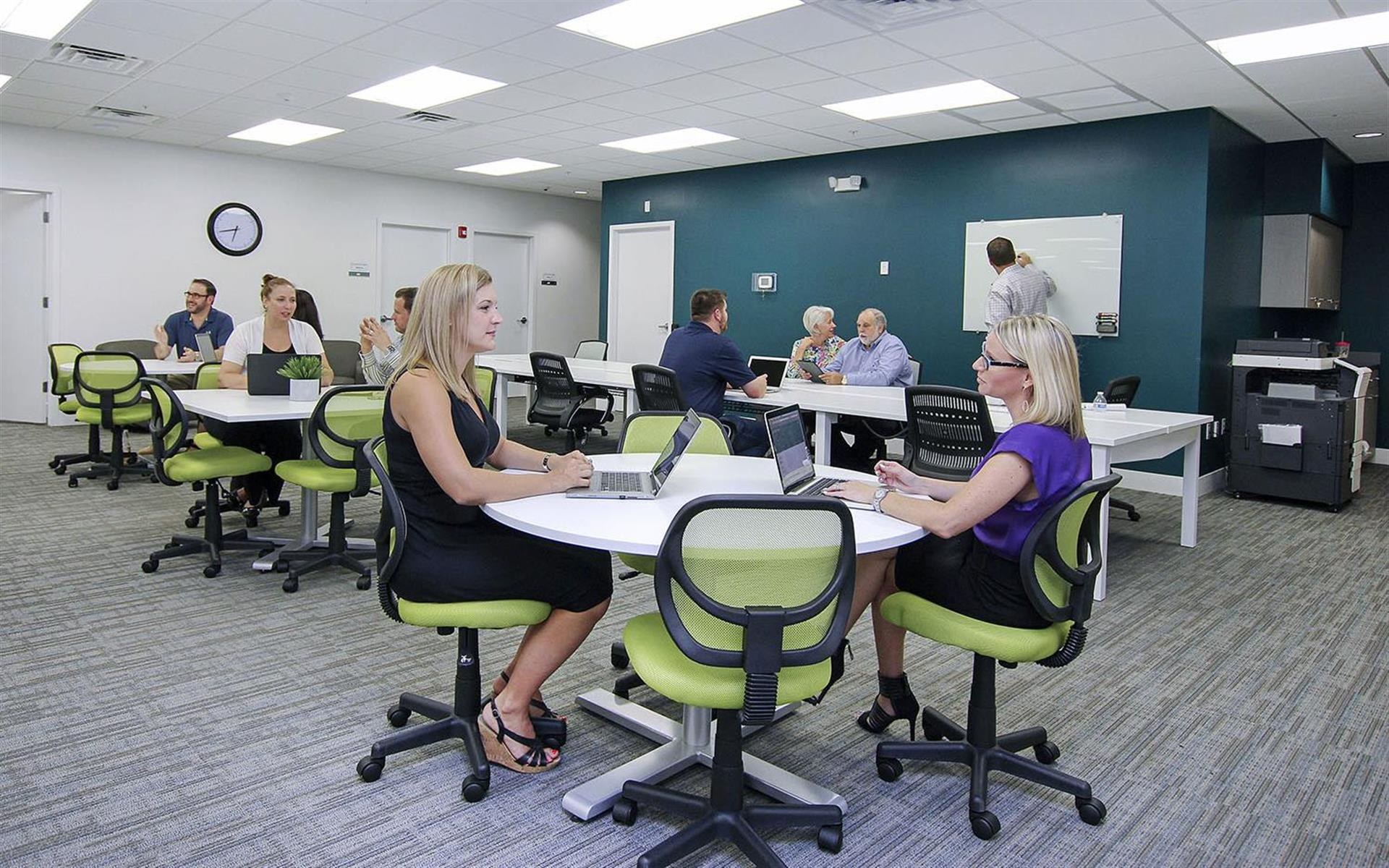 Endeavor Innovative Workspaces - Co-Working Space
