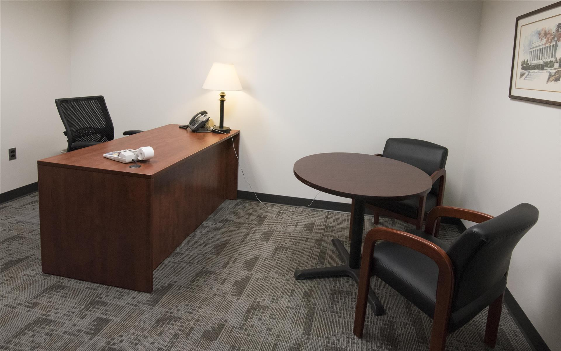 ExecuSuites I-270 - Fully Furnished Executive Offices