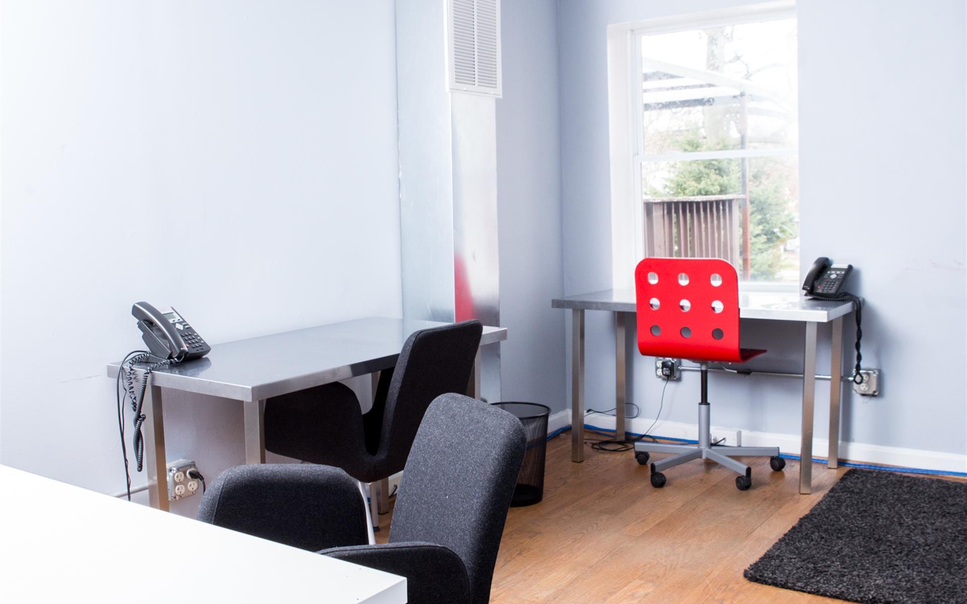 Flex Office Space - Dedicated Desk