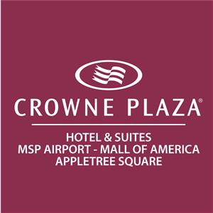 Logo of Crowne Plaza Hotel & Suites Minneapolis Airport