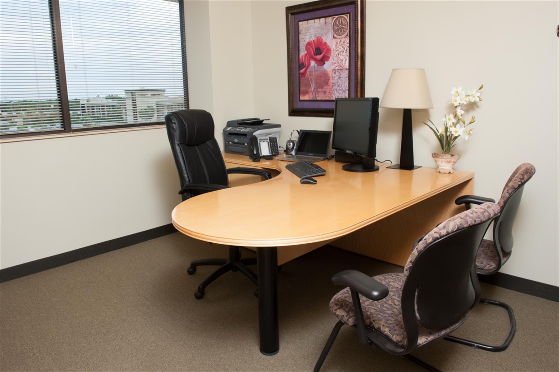 Intelligent Office - Palm Beach Gardens - Private office