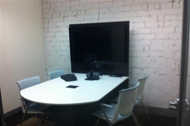 Co-Operate on Main - Small Conference Room