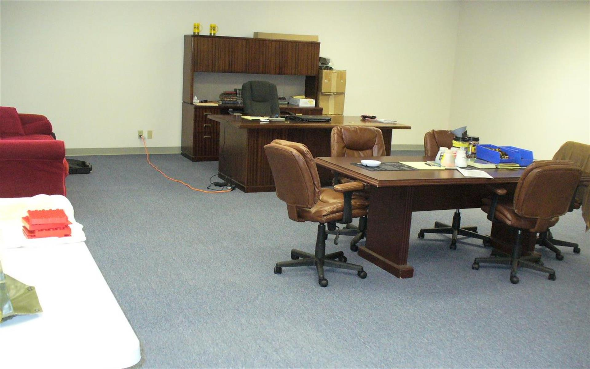 Discount Fuse, Inc. - Open meeting space w/ Desk & Conf. Table