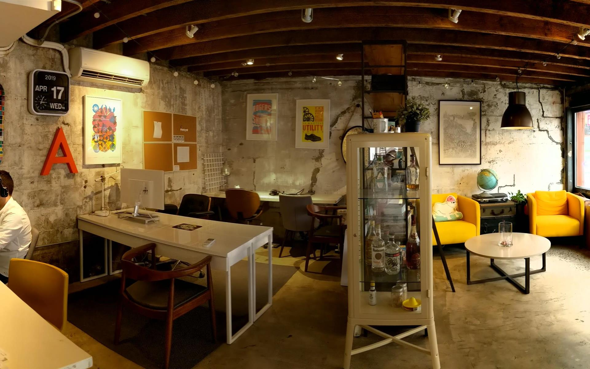 Rough Draft NYC - Brooklyn - Full Time Everyday Coworking