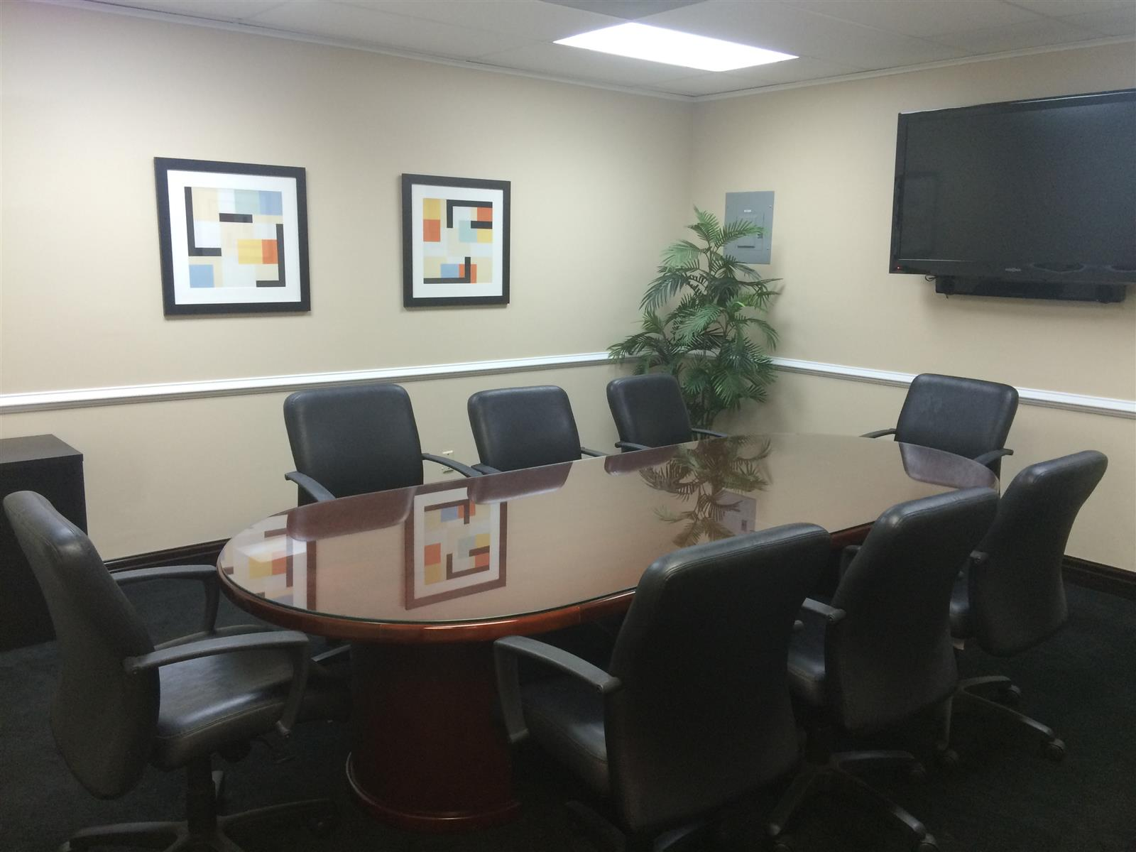Capital Executive Suites - Court Reporting ConferenceRoom