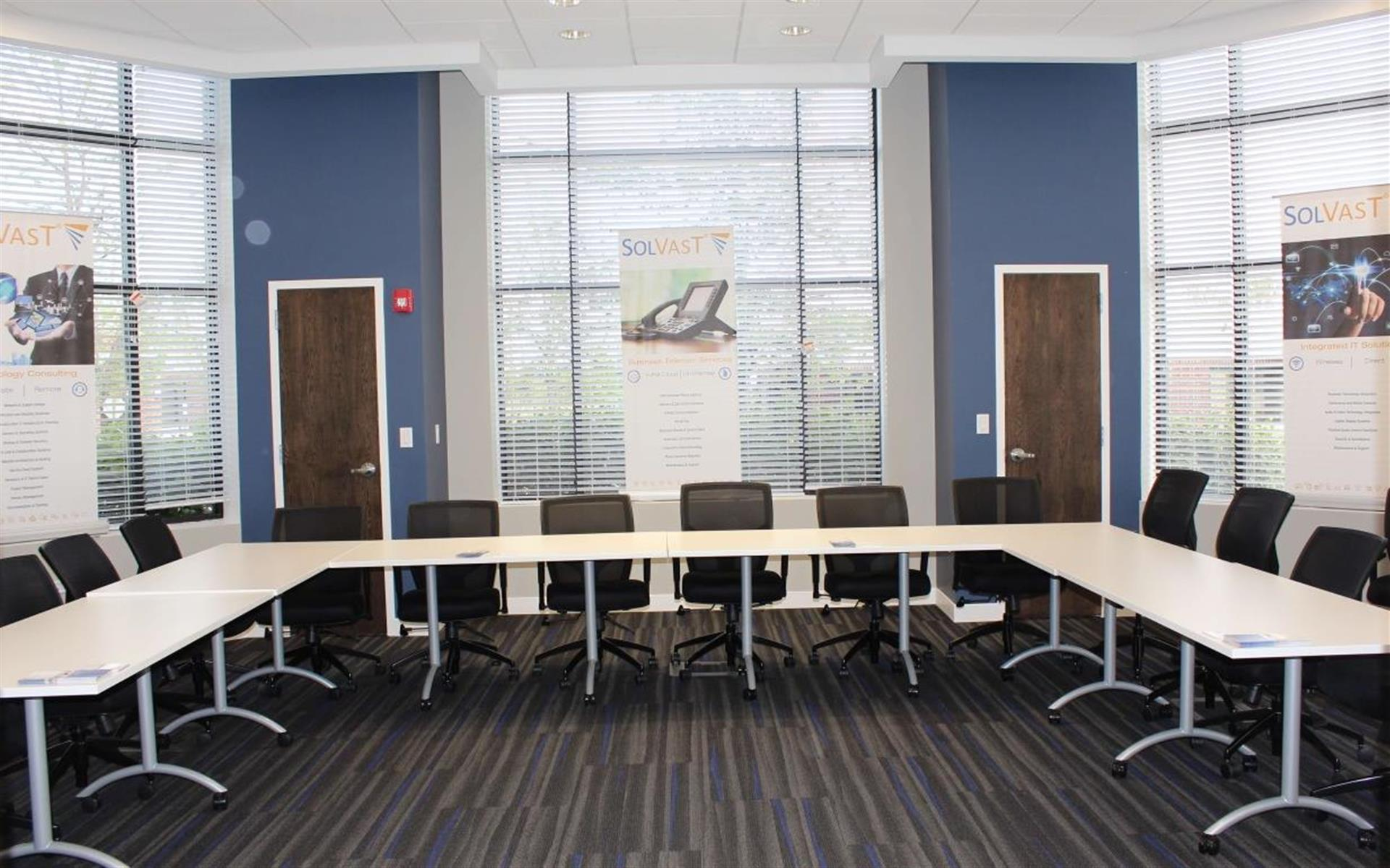 SolVast Corp - Conference / Meeting Room