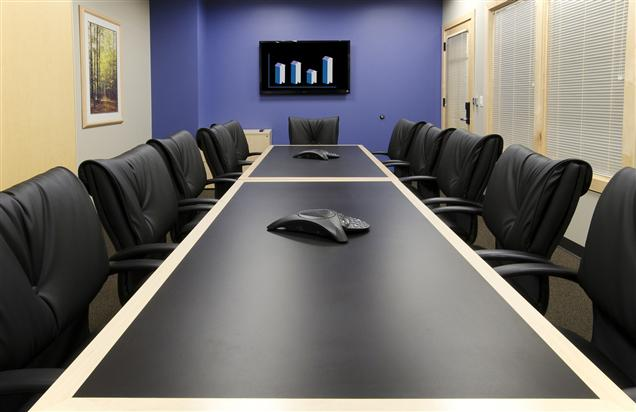Intelligent Office of San Diego - Large Conference Room - After Hours