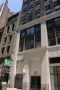 Logo of 21 West 46th Street