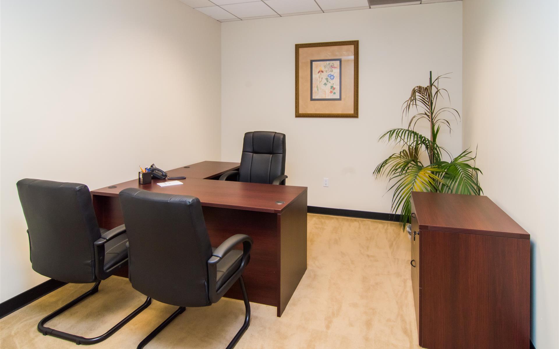 (LAK) Lakeshore Tower - Interior Office