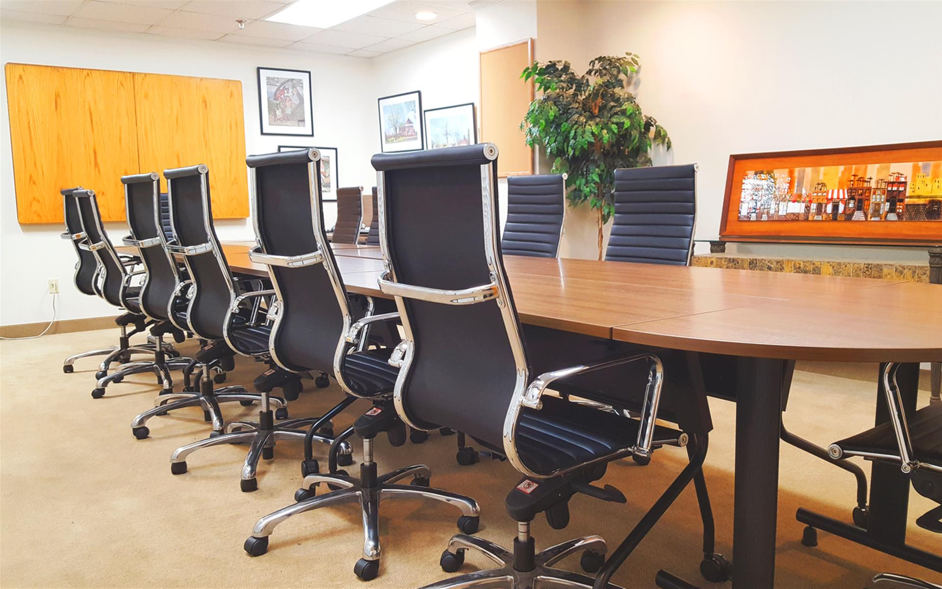 Sobon & Associates Business Center - Board Room