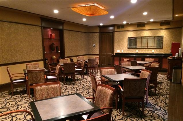 Chestnut Hill Hotel - Bombay Room