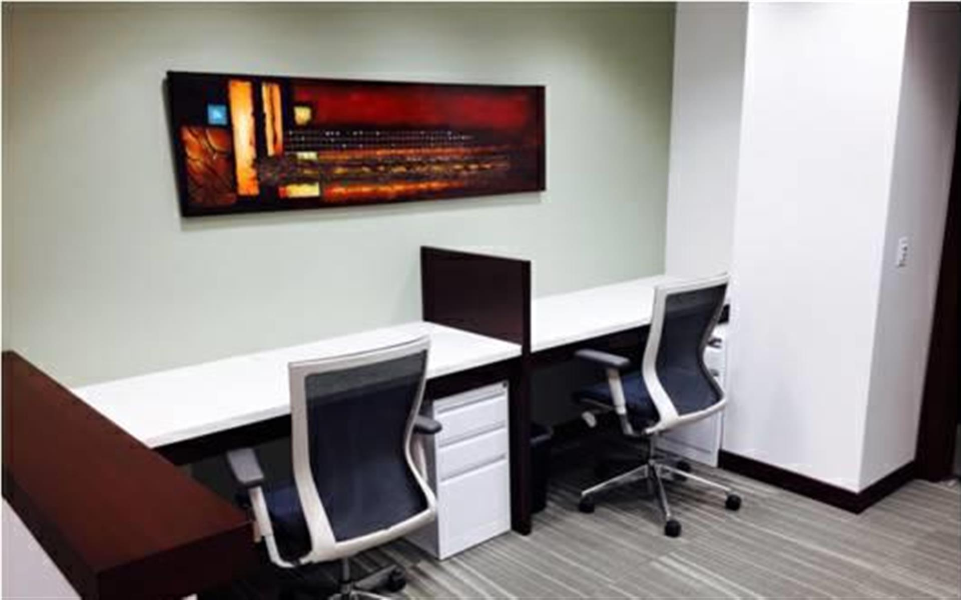 Office Evolution - Centerville - Shared Desk