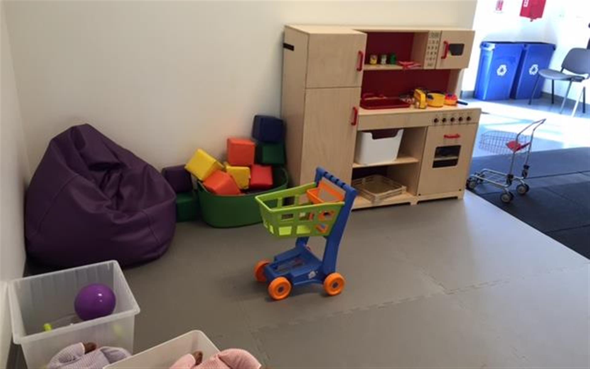SensationAll Kids Gym - Pediatric Therapy Office Space (Copy)