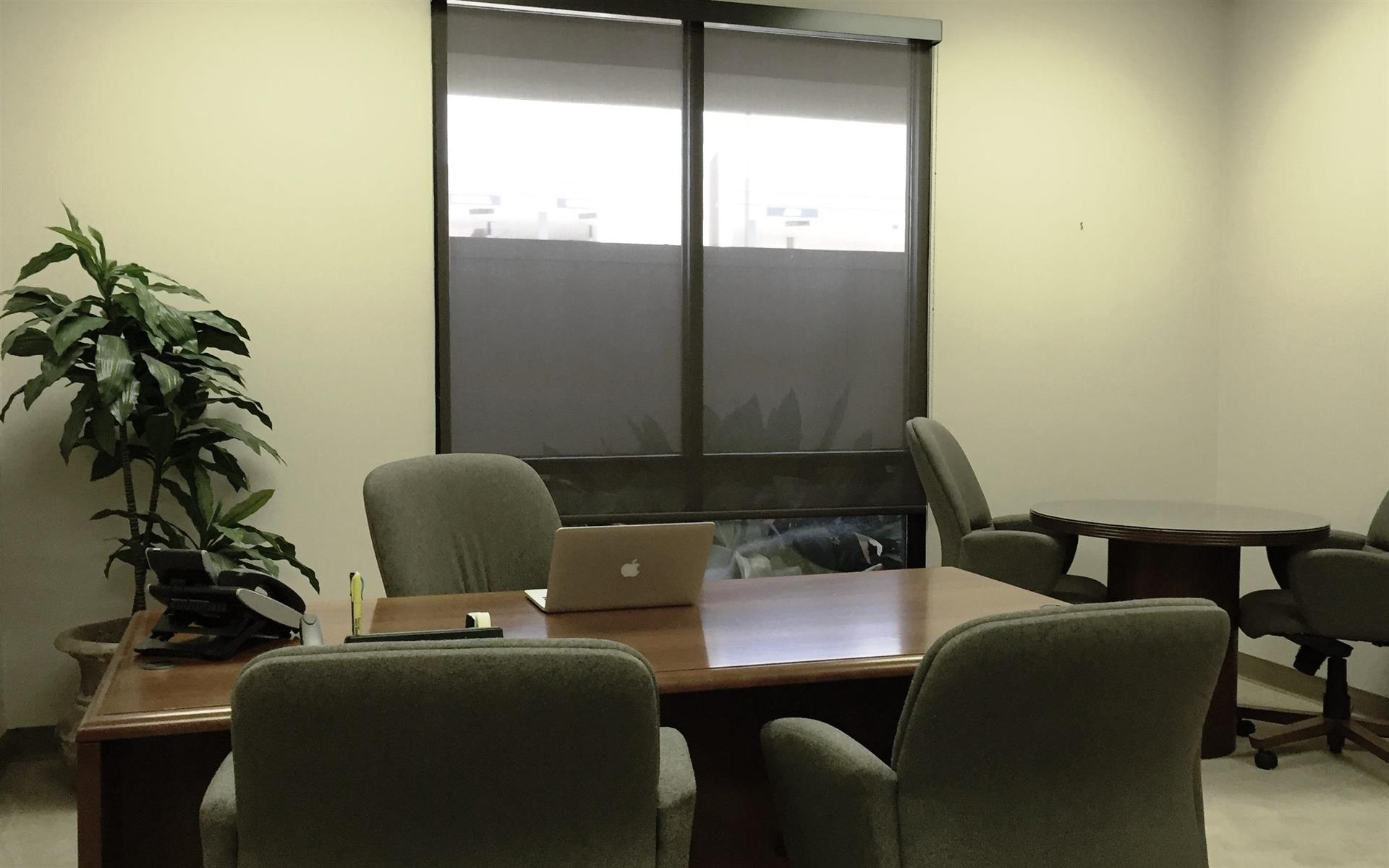 CreditRe Properties - Private On Demand Office