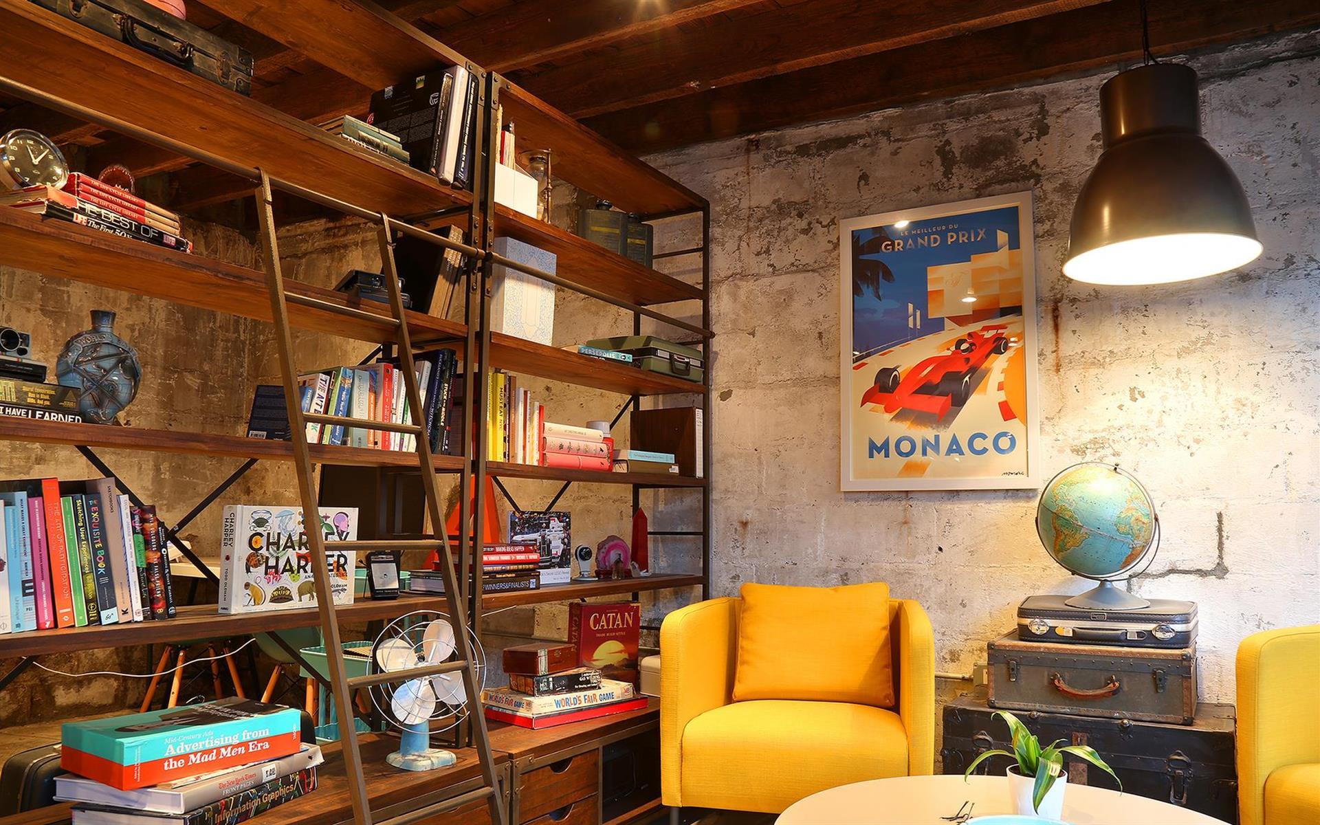 Rough Draft NYC - Brooklyn - Creative Williamsburg Coworking Space