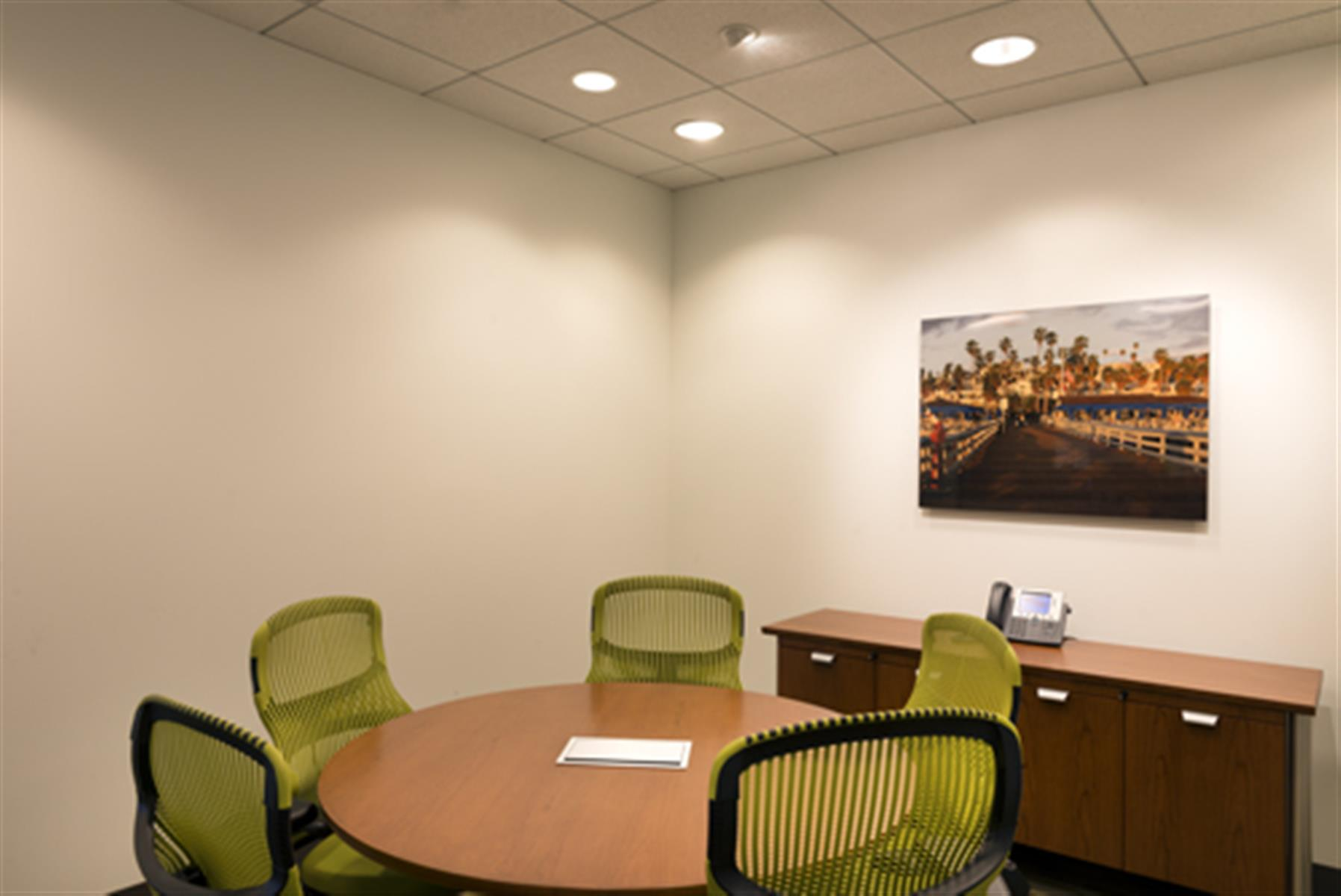 Carr Workplaces - Irvine Spectrum - Fortune Room