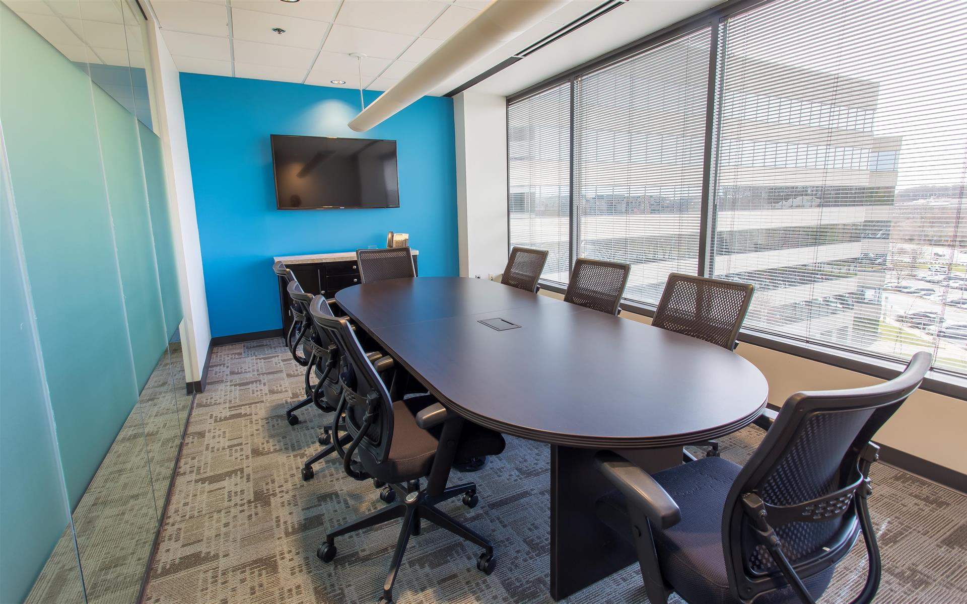 ExecuSuites I-270 - Oxford Conference Room