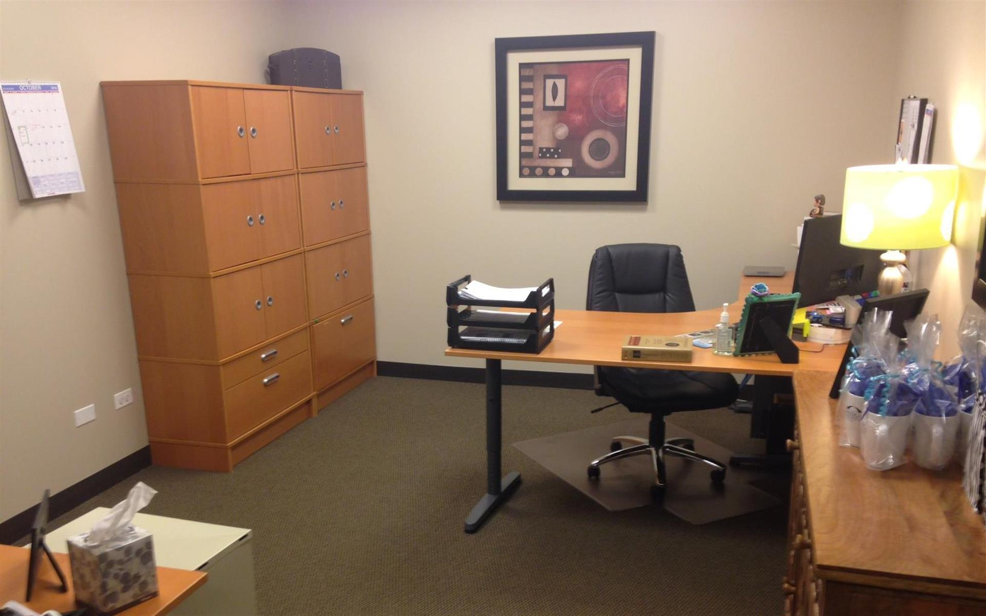 Bridges Court Reporting - Private Office Space 3 to 5 occupants