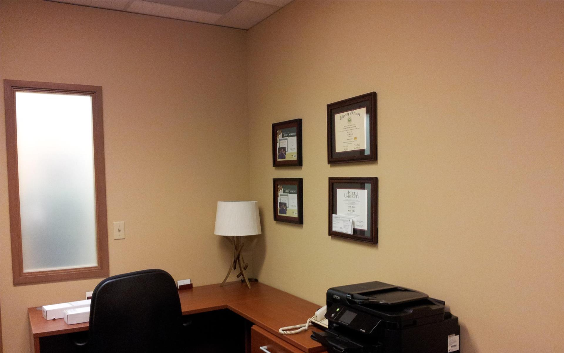 (BOT) Northcreek Executive Offices - Interior Office