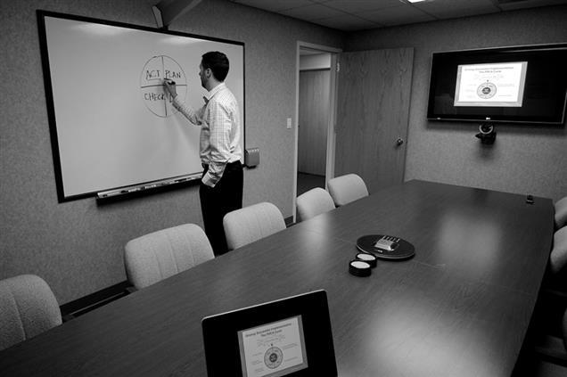 MMS Executive Center - The Facilitator